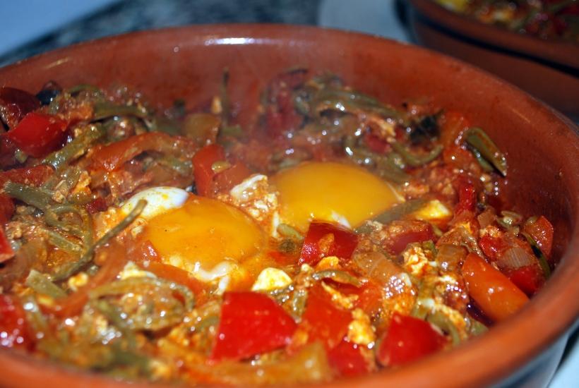Veggie Garden Eggs (10)