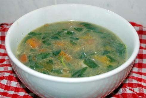 Melokhia Soup (1)