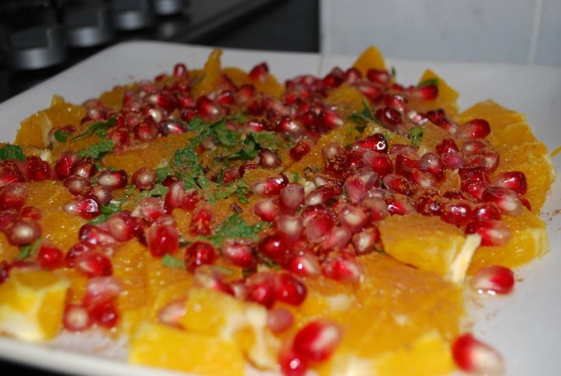 Oranges & Rosewater (1)