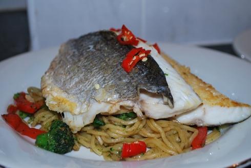 Sea Bream & Asian Noodles (1)