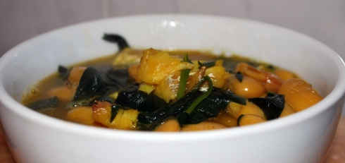 Smoked  Cod & Butterbean Stew (4)