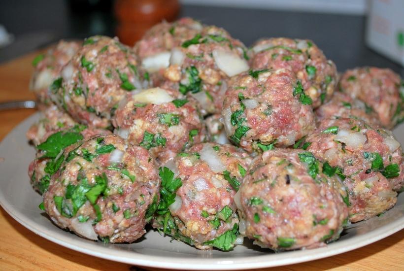 Lamb & Beef Meatballs (2)