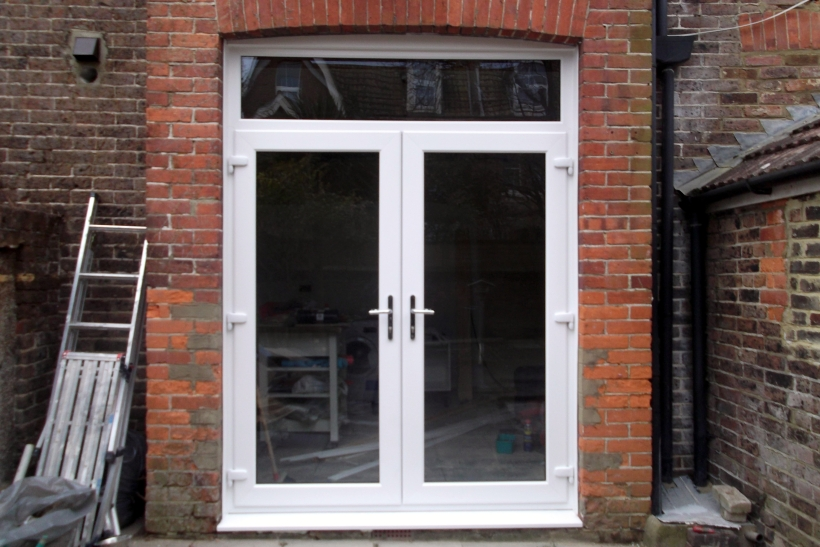 Coming to terms with the new French Doors