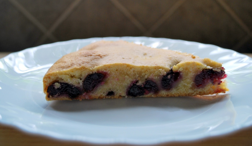 Cherry Sourdough Cake (3)