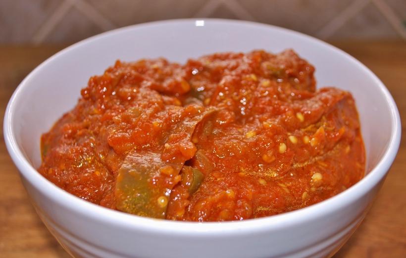 Aubergine Sauce (4)
