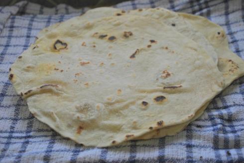 Olive Oil Tortillas (1)