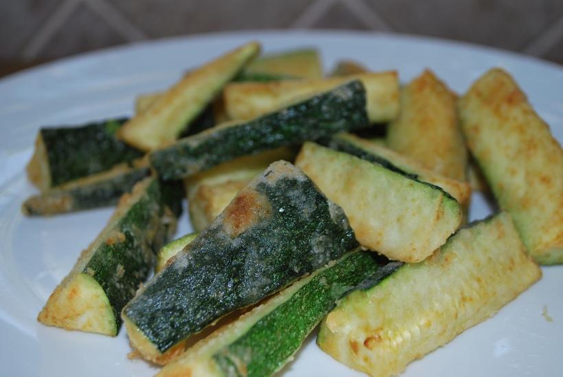 Zucchini Fritti (3)