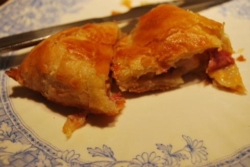 Ham Cheese & Mustard Pasties (13)