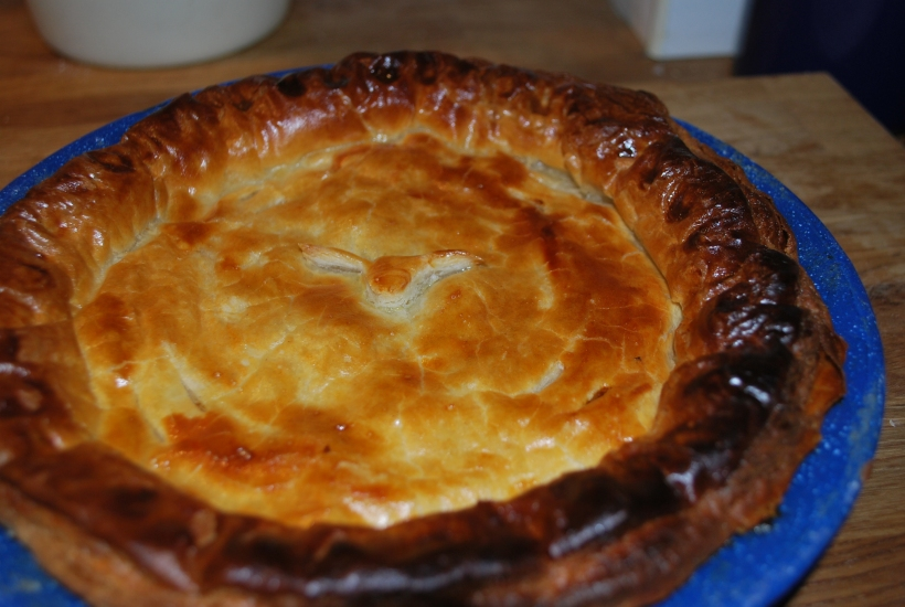 Beef & Mushroom Pie (2)