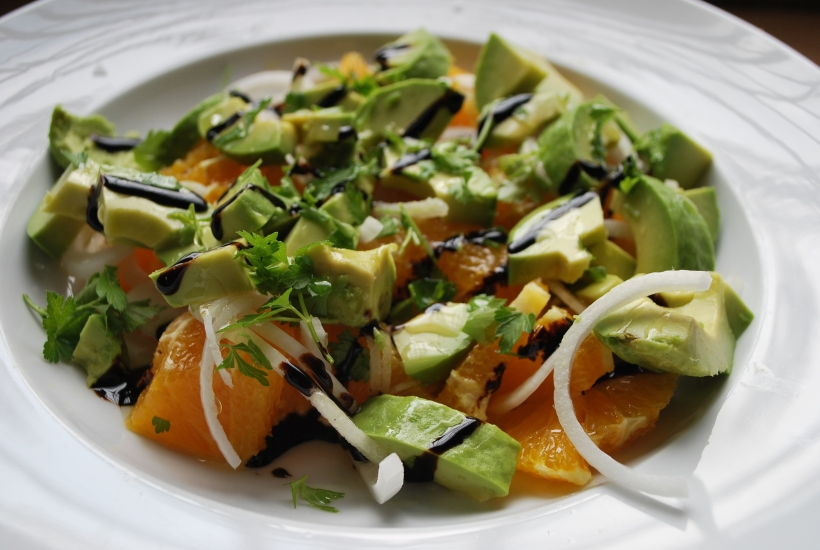 Orange & Avocado Salad (4)