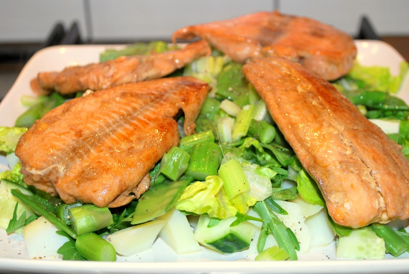Sticky Soy Salmon (3)