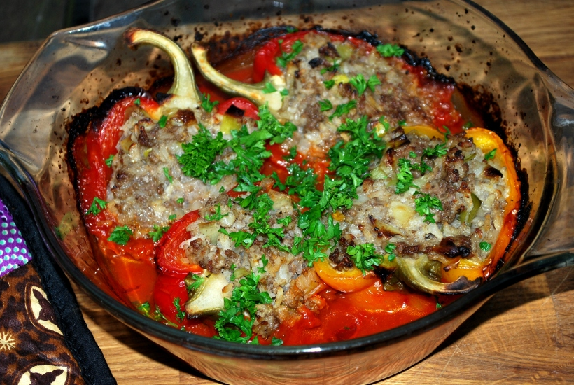 Stuffed Peppers (4)