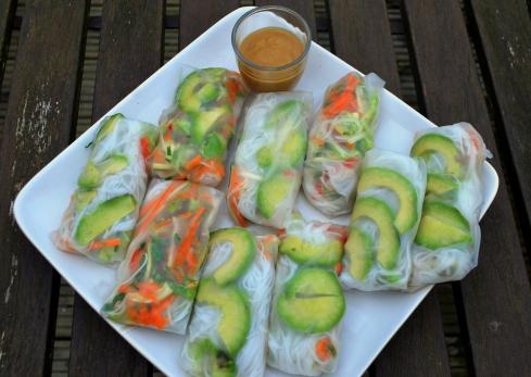 Vietnamese Summer Rolls 005