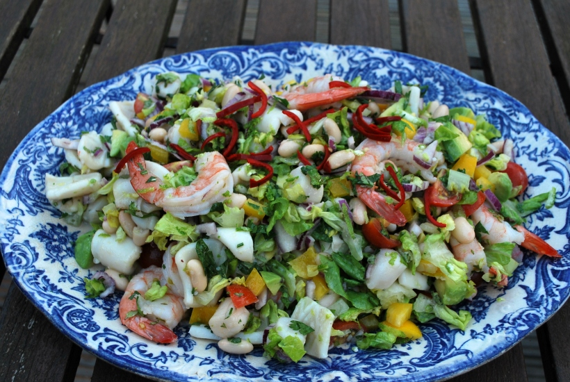 Seafood Salad (1)