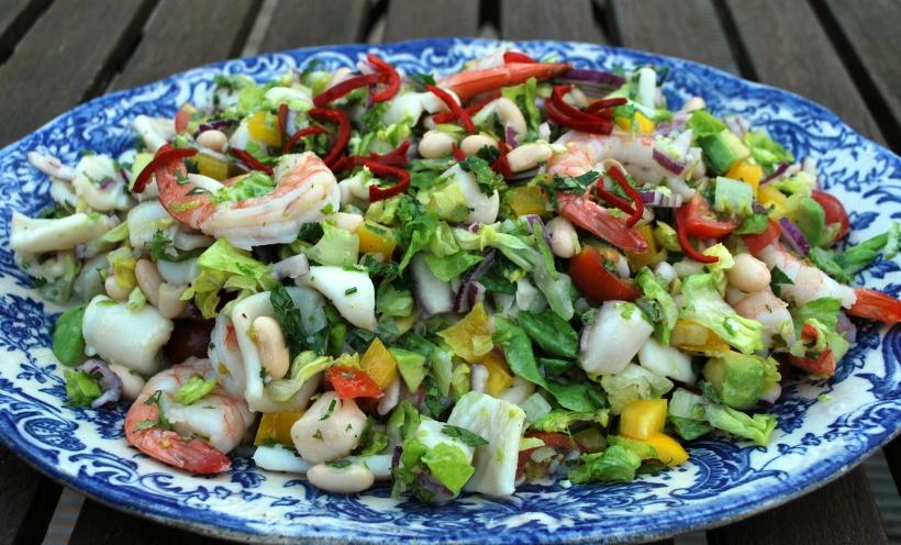 Seafood Salad (3)