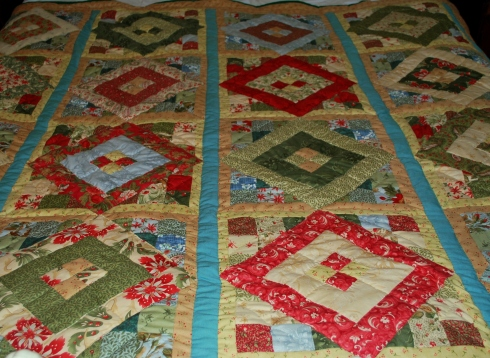 The Road to Health Quilt (5)