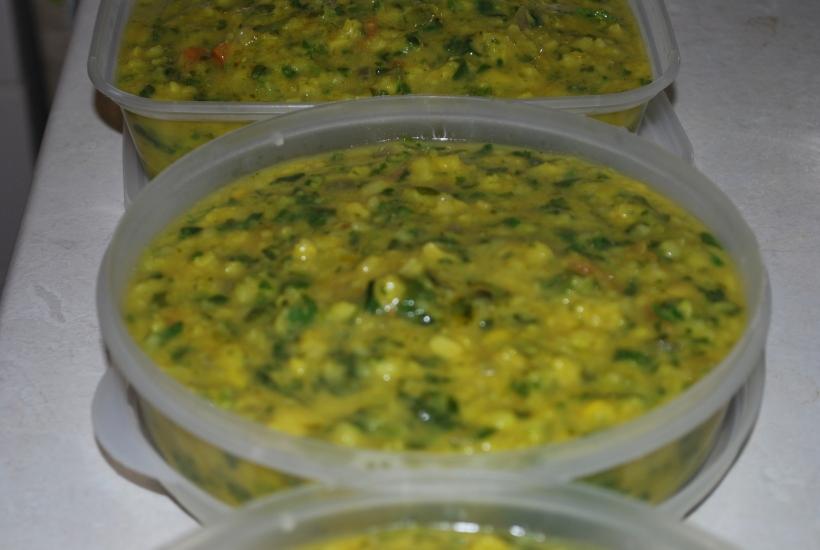 Mung Bean Dhal (4)