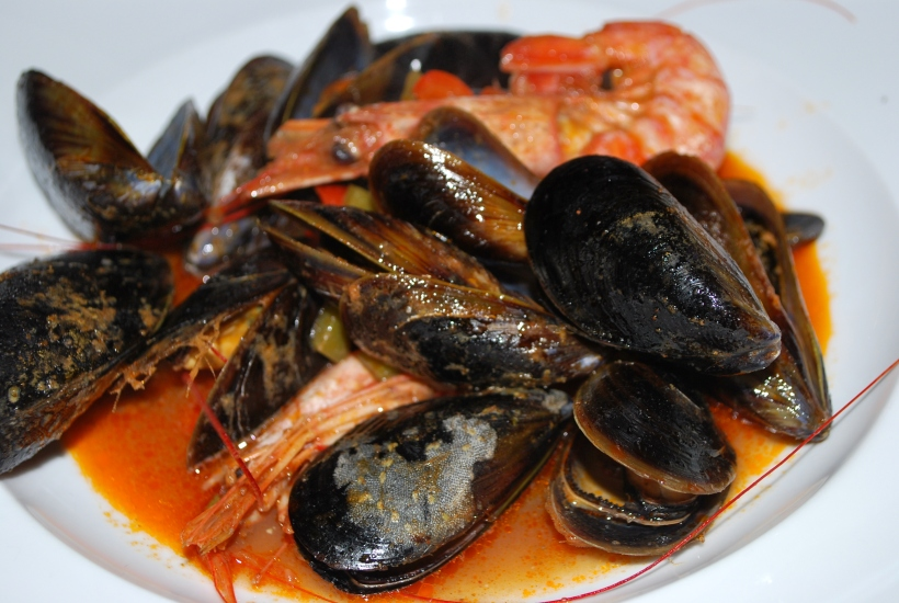 Mussels & Prawns (2)