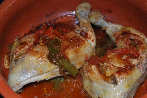 Pollo a la Cazuela (1)