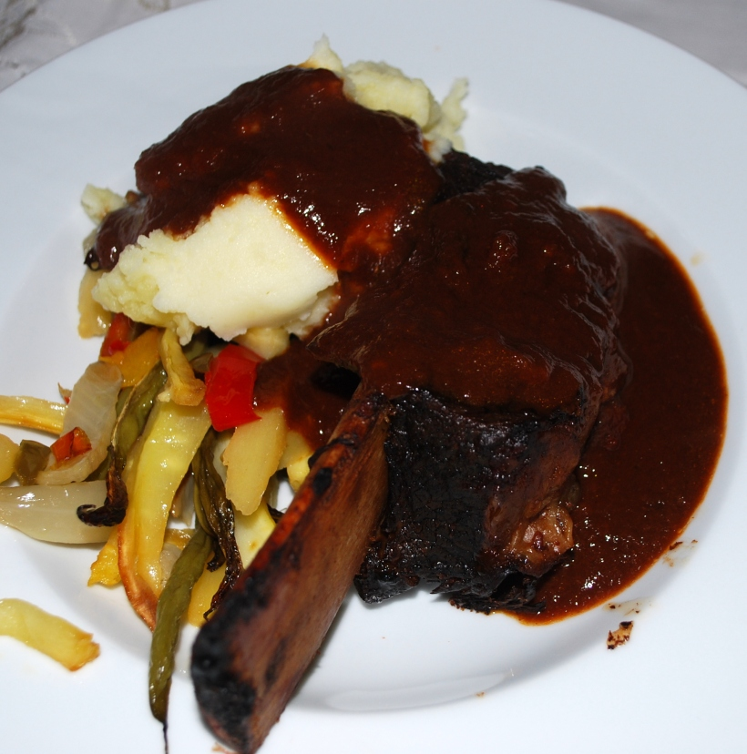 Slow Cooked Beef Ribs (6)