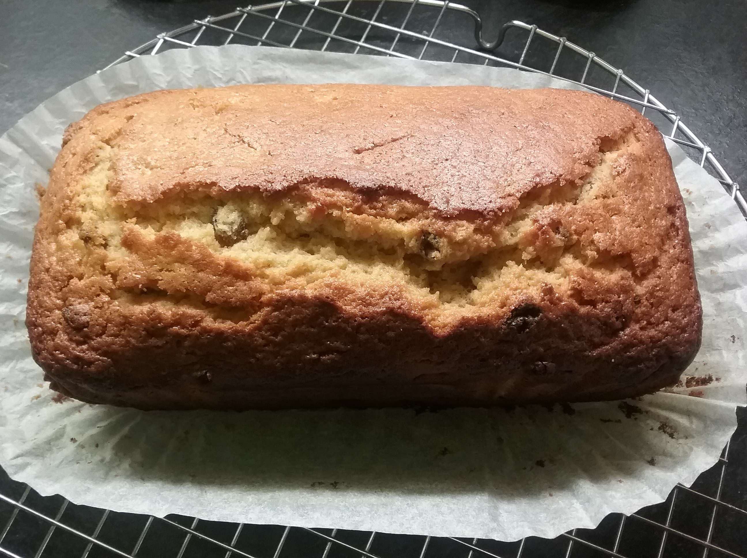 Mary Berry Loaf Cake With Apple And Cinnamon